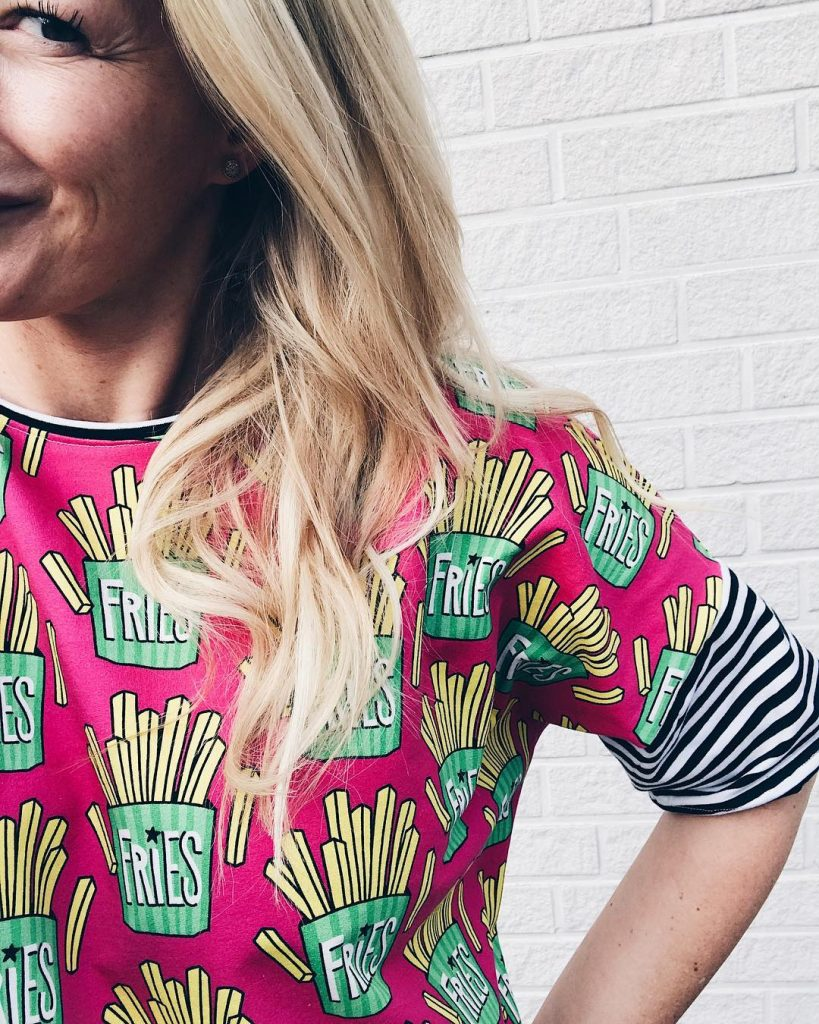 wer mag Pommes ? comingsoon pattern patternlove patternoverload hamburgerliebe hilcohellip