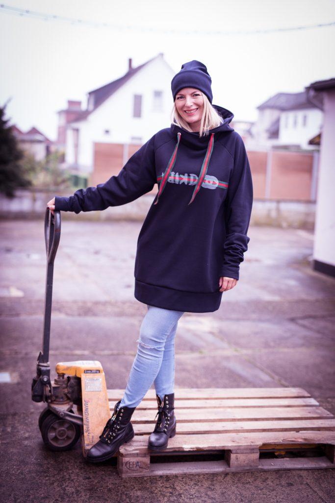 Frau liebstes PAlouis Pahenric sweat marine shirt kibadoo logo (35 von 35)