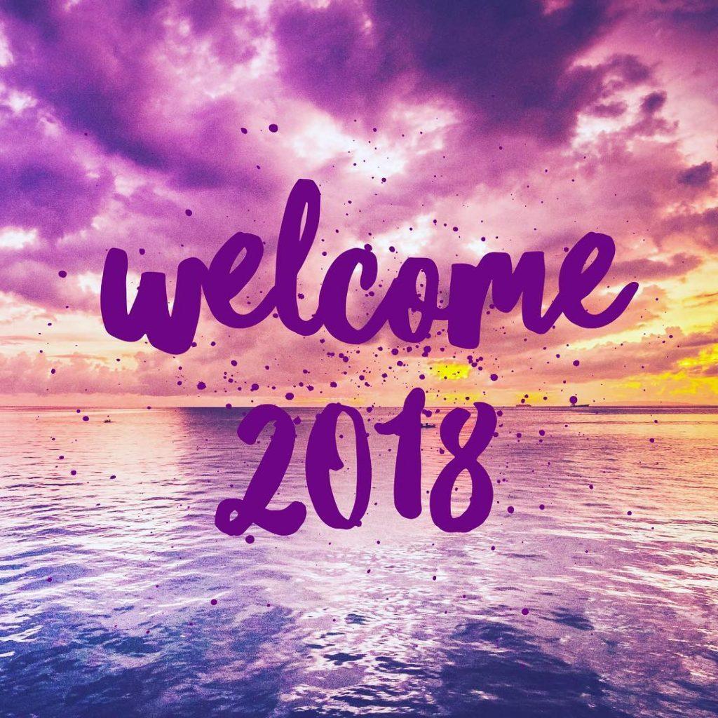 Hey und hallo neues Jahr 2018  ich freuhellip