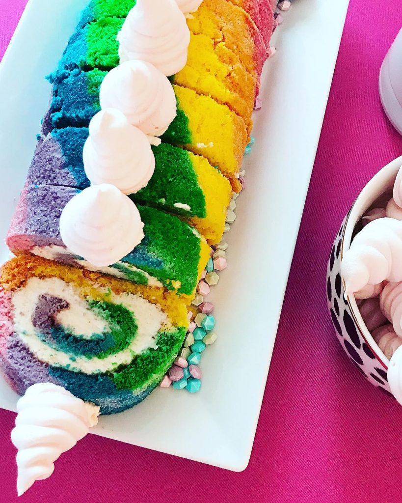 so bunt wie dieser Kuchen  so bunt isthellip